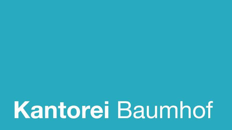 Beitragsbild zu Kantorei Baumhof