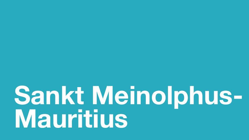 Beitragsbild zu Termine in Sankt Meinolphus-Mauritius
